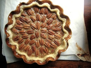 Pecan Pie Mandala by Jim L Wright