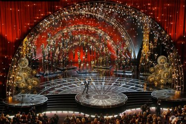 The Oscars Mandalas