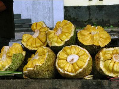 Jackfruit Mandala