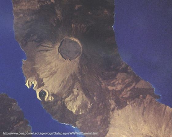 Volcan Darwin Mandala