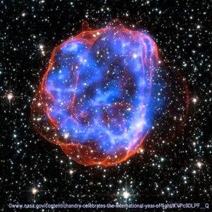 Chandra Mandala by NASA