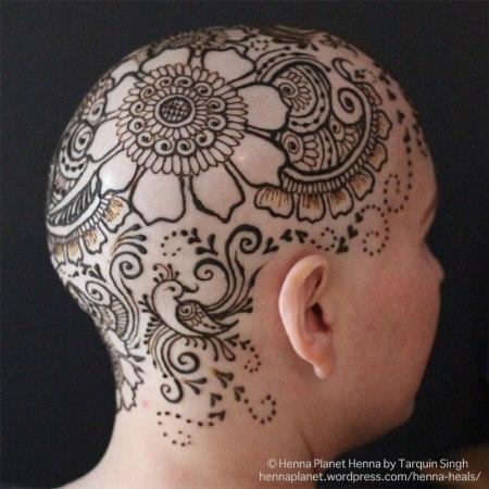 Henna Heals Mandala by Tarquin Singh