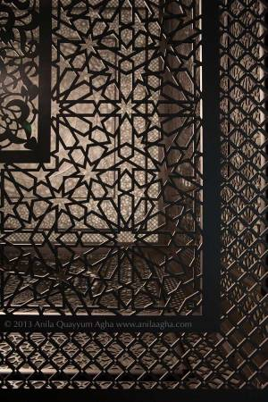 Intersections detail by Anila Agha