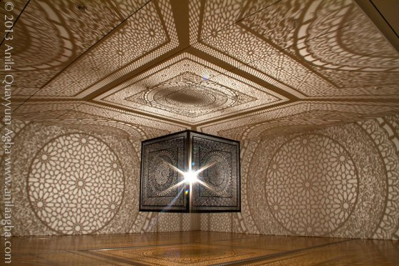 Intersections by Anila Agha