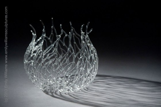 Burst of Glass Water by Emily Williams