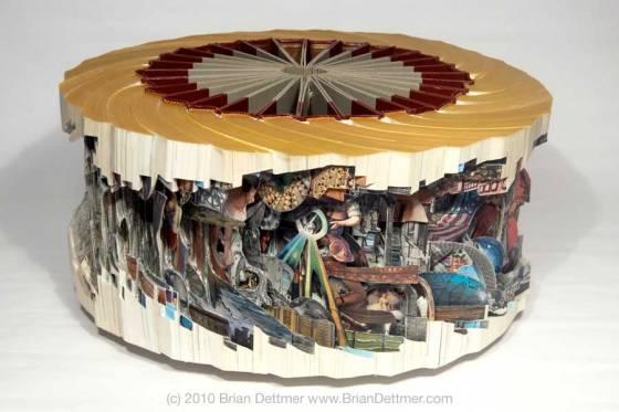 Wagnalls Wheel by Brian Dettmer