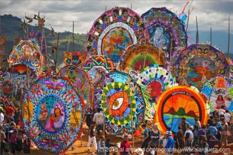 Mandala Kites - photo by Al Argueta