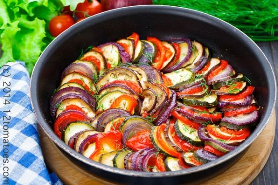 Ratatouille by 12Tomatoes.com
