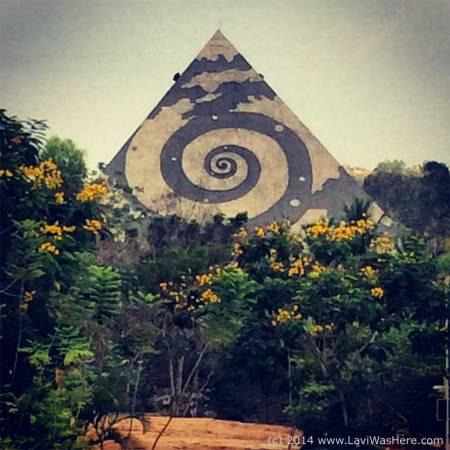 Pyramid Valley International Meditation Center
