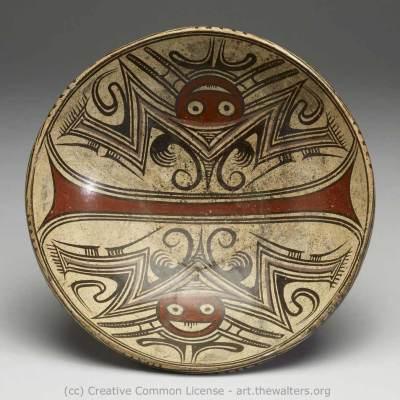 Gran Cocle Pedestal Dish - The Walters Art Museum