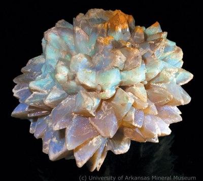Opal - UA Mineral Museum