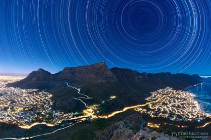 Star Trails by Eric Nathan