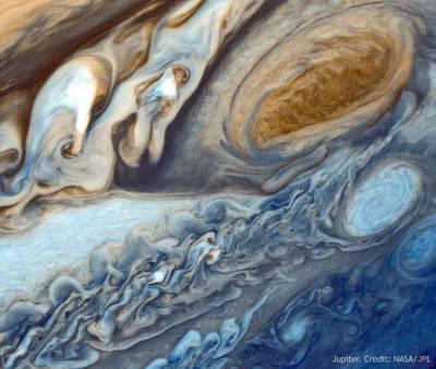 Jupiter - Up Close