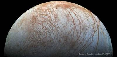 Europa - Jupiter's Moon