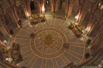 Umaid Bhawan Palace Lobby
