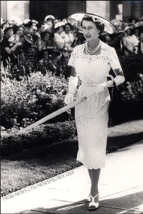Queen Elizabeth and Her Hats