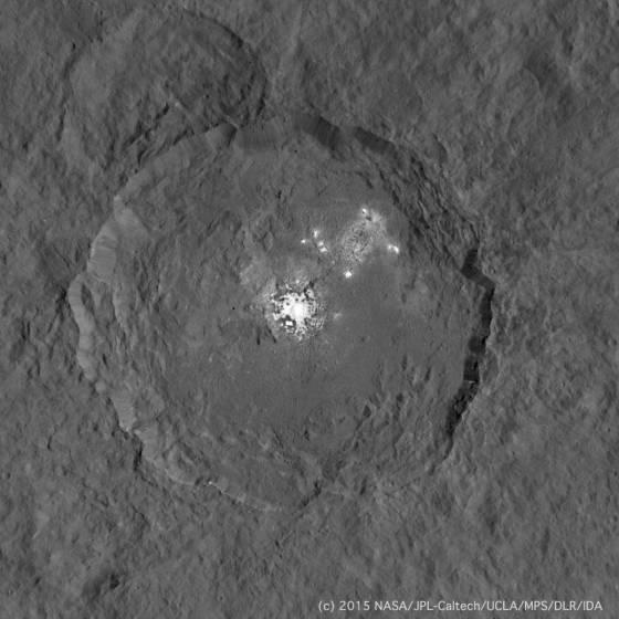 Ceres - NASA/JPL-Caltech/UCLA/MPS/DLR/IDA