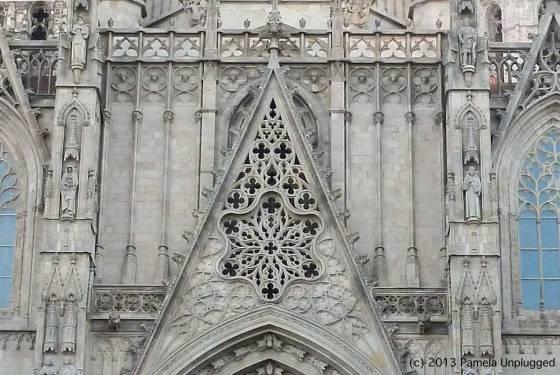 Cathedral de Barcelona - Pamela Unplugged