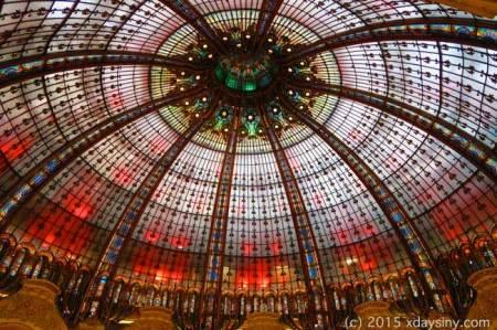 Galeries Lafayette - XDaysinY.com