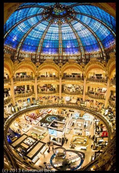 Galeries Lafayette - Emmanuel Bévia