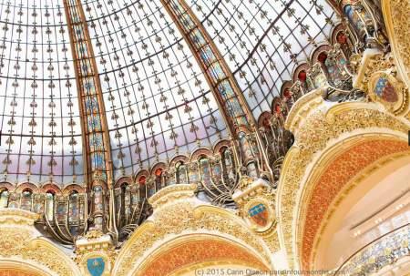 Galeries Lafayette - Carin Olsson