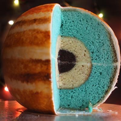 Jupiter Confection - on the inside