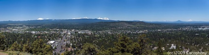 West View from Pilot Butte