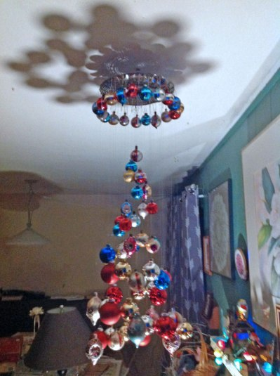 Christmas Ornaments Tree