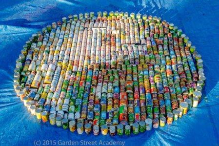 Yin Yang Mosaic by Garden Street Academy