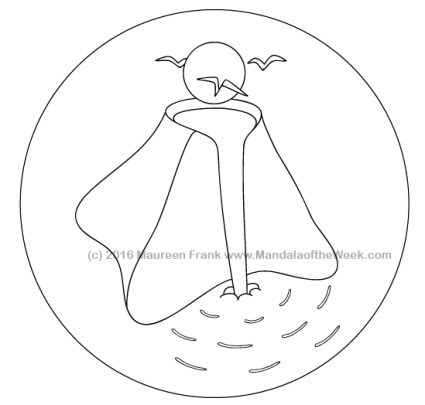 In the Air Mandala