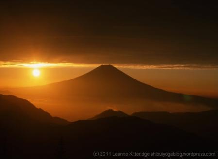 Sunrise by Leanne Kitteridge