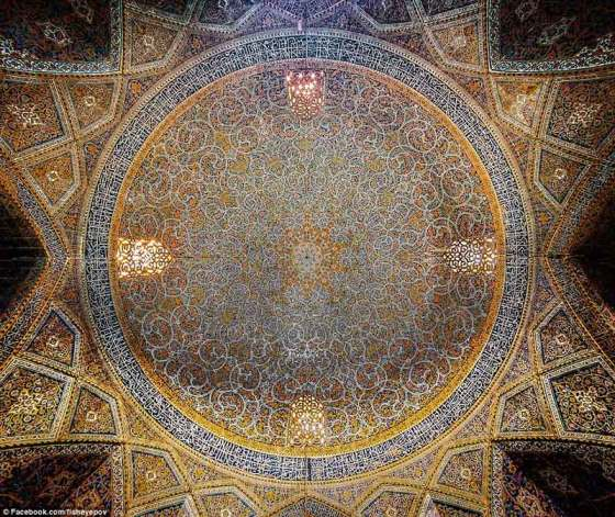 Seyyed Mosque photo by Mohammad Reza Domiri Ganji