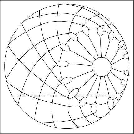 DIY Mandala by Maureen Frank