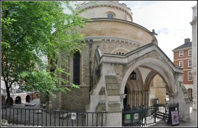 Temple Church photo by panoramio.com