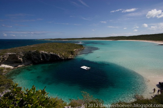 Dean's Blue Hole - photo by Daan Verhoeven