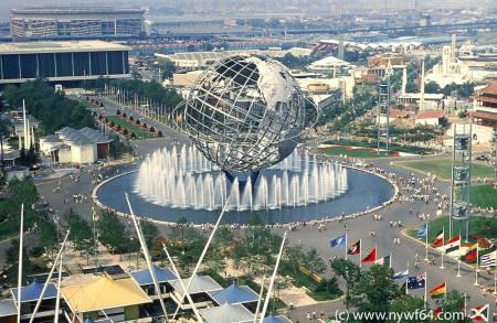Unisphere in the 1964/65 New York World's Fair