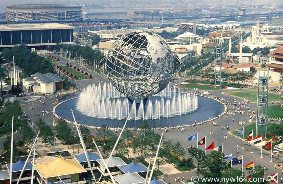 Unisphere in the 1964/65 New York World's Fair