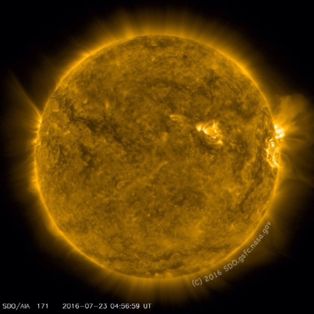 The Sun as seen from the Solar Dynamics Laboratory