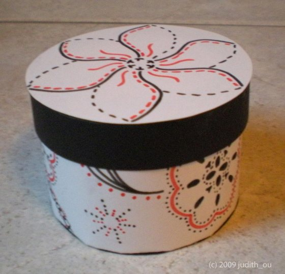 Round Box Instructables by Judith_ou