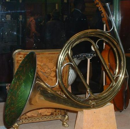 Natural French Horn - by Marcel-Auguste Raoux, Paris, about 1826