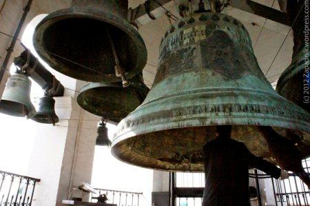 Danilov Monastery Bells - photo by Zapadnik