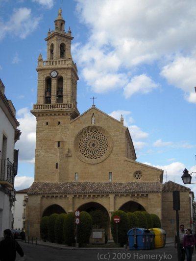 San Lorenza - full front view - photo by Hameryko