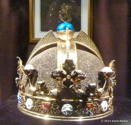 Crown of Finland - source: Karin Parker