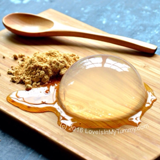 Mizu Shingen Mochi by LoveIsInMyTummy.com