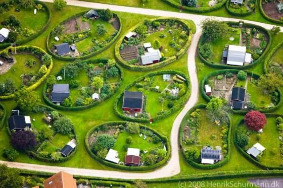 Naerum Gardens in Denmark by Henrik Schurmann