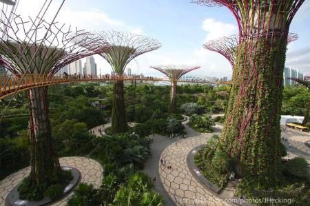 Gardens by the Bay, Singapore - source: flickr.com/photos/jhecking/