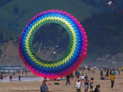 A Very Big Kite - photo by Wendy McKennon