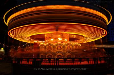 Carousel Lights by dailyphotoexploration.wordpress.com