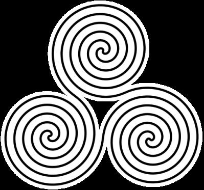 Celtic Spiral