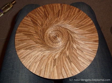 Laser Cut Spiral by Matt Bell